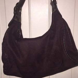 Relic by Fossil Faux Suede Handbag
